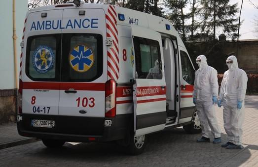 У неділю 23 серпня 2020 року у Львові виявили 142 недужих на COVID-19