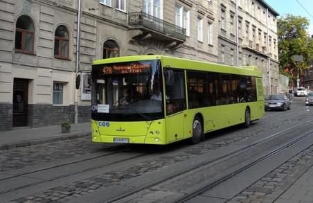 Із 1 вересня у Львові обіцяють збільшити кількість транспорту на маршрутах
