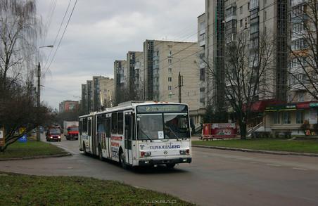 В Тернополі у громадському транспорті дозволяють перевозити пасажирів у кількості не більше 50% місць для сидіння