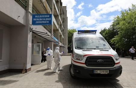 На Львівщині вчора виявили понад 200 нових випадків COVID-19, семеро людей померло від коронавірусу