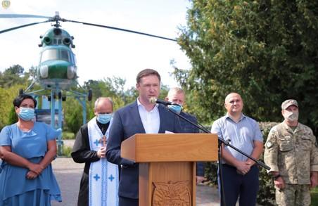 У Бродах на Львівщині відзначали День авіації України