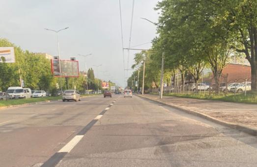 У Садового не знають, скільки вартувало облаштування і ліквідація смуги для громадського транспорту на вулиці Стрийській у Львові
