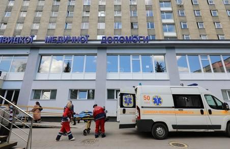 На Львівщині уже зафіксували понад 14 тисяч випадків COVID-19