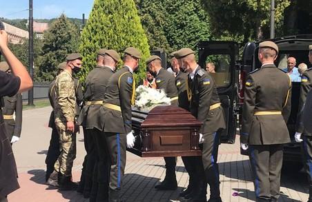 Львів попрощався із першим демократично обраним міським головою Василем Шпіцером