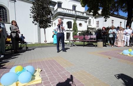У Тернополі на «Алеї зірок» з'явилася зірка, присвячена медикам