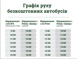 У Львові до гуртового ринку «Шувар» курсуватимуть безкоштовні автобуси