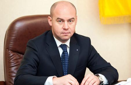 Мер Тернополя Сергій Надал захворів на COVID-19