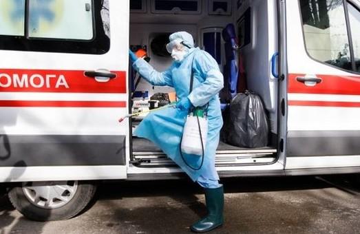 На Львівщині протягом минулої доби із приводу COVID-19 до лікарів звернулося 475 осіб