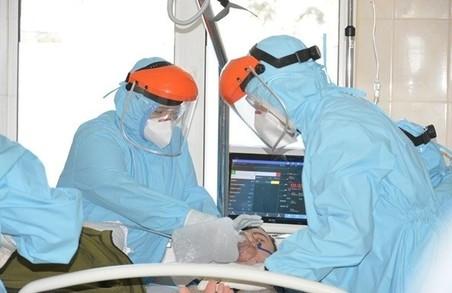 На Львівщині уже виявили понад 15 тисяч недужих на COVID-19