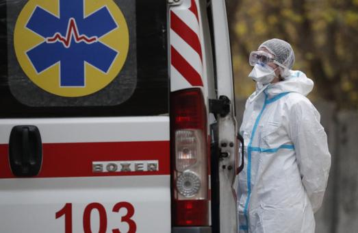 Учора в Україні від COVID-19 померла рекордна кількість людей – 54, із них 11 – це мешканці Львівщини