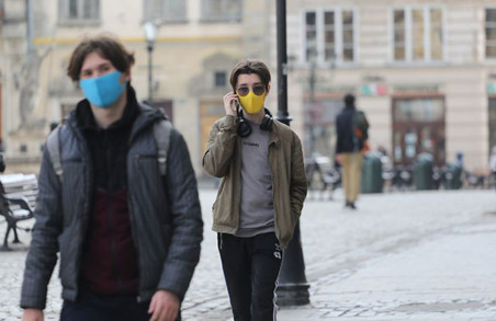 У Львові на COVID-19 захворів практично кожен сотий мешканець