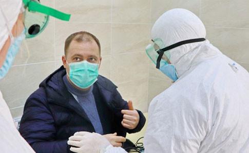 На Львівщині знову виникла значна черга на ПЛР-тестування на COVID-19