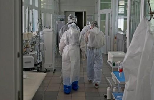 За потреби Львівщина готова швидко розгорнути в лікарнях додаткові місця для хворих на COVID-19
