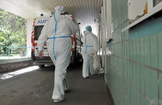 На Львівщині учора 603 людини звернулося до лікарів із приводу COVID-19