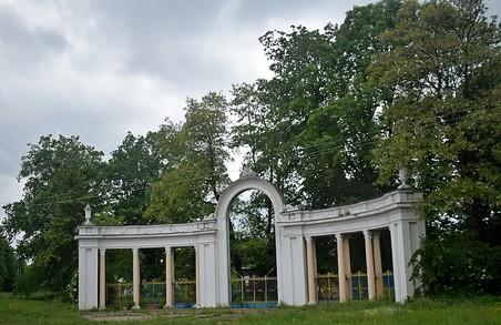 У Дрогобичі взялися за відновлення парків