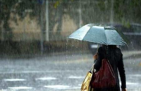У понеділок та вівторок на Буковині очікують погіршення погоди