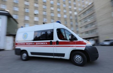 На Львівщині з'явиться 10 нових карет швидкої медичної допомоги