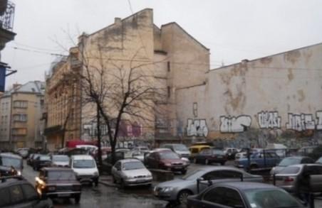 Депутати Львівської міскради виступили проти будівництва нового готелю на вулиці Вороного, 4