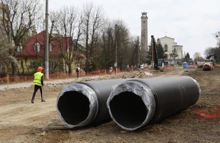 Винники і Лисиничі біля Львова сьогодні будуть без води