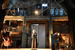 У колишньому трамвайному депо пройшов театральний фестиваль «Кіт Ґаватовича» (ФОТО)