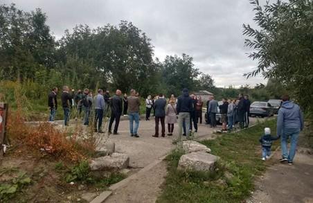 У Львові мешканці розблокували дорогу до Сокільник