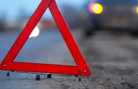 На автотрасі між Дрогобичем і Самбором на Львівщині сталося ДТП за участю фіри та легковика