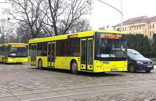 Комунальний автоперевізник Львова шукає компанію по ремонту кузовів автобусів