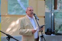 У Львові відкрили меморіальну дошку польському дисиденту Ришарду Сівцу