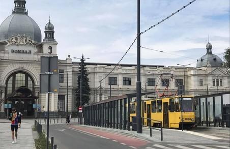 У Львові знімають фільм «Егрегор», попереджають про зупинки трамваїв і тролейбусів