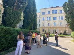 У львівській лікарні провели екскурсію в рамках Днів Європейської спадщини