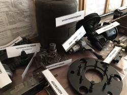 У «Львівелектротрансі» розповідали, як здобували професію вагоноводія