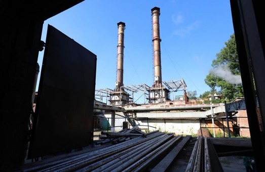 Львівську ТЕЦ-1 готують до нового опалювального сезону