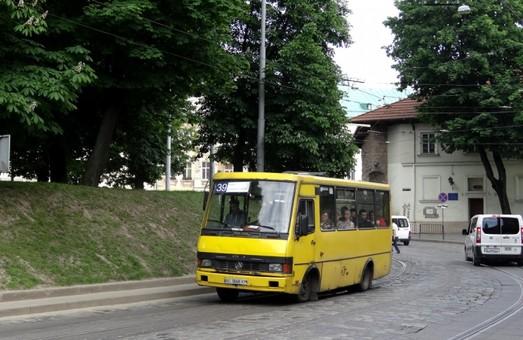 Мешканці Кривчиць скаржаться на роботу львівського автобусного маршруту № 39