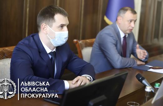 Львівщина отримала нового прокурора області