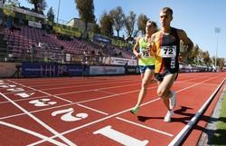 На оновленому стадіоні «СКІФ» у Львові відбулися перші змагання