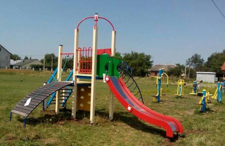 У Львові в Личаківському районі на вулиці Козланюка оновлять дитячий майданчик