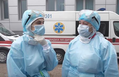 На Львівщині із приводу COVID-19 в лікарнях перебуває 1219 пацієнтів
