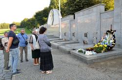 У Львові попрощалися з ветераном УПА Василем Романівим (ФОТО)
