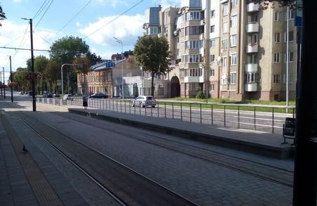 На трамвайній зупинці «вул. Котика» у Львові мають встановити павільйон