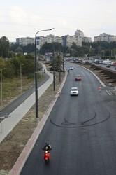 У Львові учора відкрили для руху транспорту вулиці Хуторівку (ФОТО)