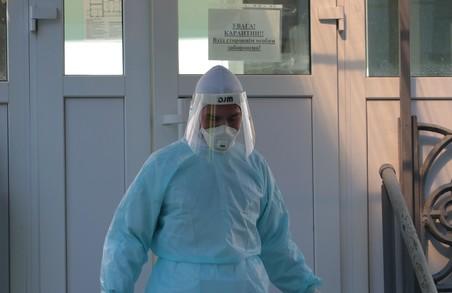 На Львівщині заповнено біля половини «ковідних» ліжок у лікарнях
