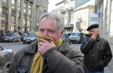 Мешканцям львівського Знесіння дошкуляє сморід