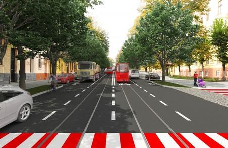 Реконструкція вулиці Степана Бандери у Львові триватиме дев'ять місяців