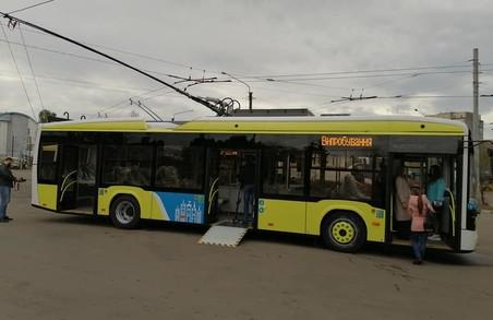 У Львові задимівся іще один тролейбус
