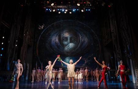У Львівській опері знову йтиме балет «Створення світу»