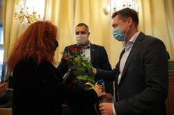 Президент України присвоїв почесні звання чотирьом мешканцям Львівщини