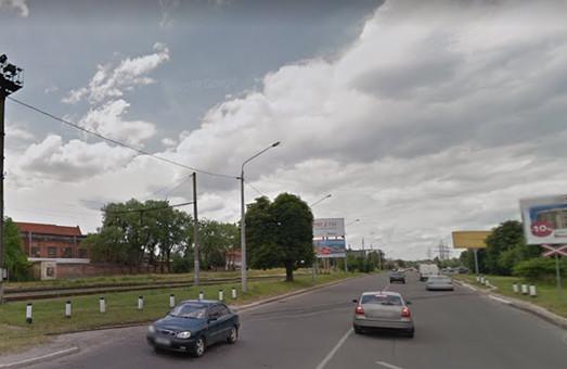 Сьогодні ввечері у Львові перекриють рух на ділянці вулиці Луганської