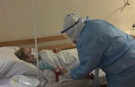 На Львівщині у вівторок із приводу COVID-19 до медиків звернулося понад 900 осіб