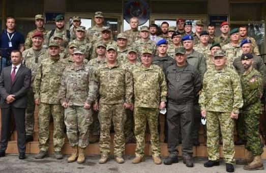 Сьогодні на Львівщині закінчуються військові навчання «Rapid Trident-2020»