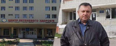 Львівський центр легеневого здоров`я забезпечує хворих на COVID-19 ліками лише на 20%